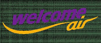 Welcome Air Logo Logo