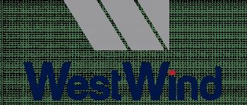West Wind Aviation Logo Logo