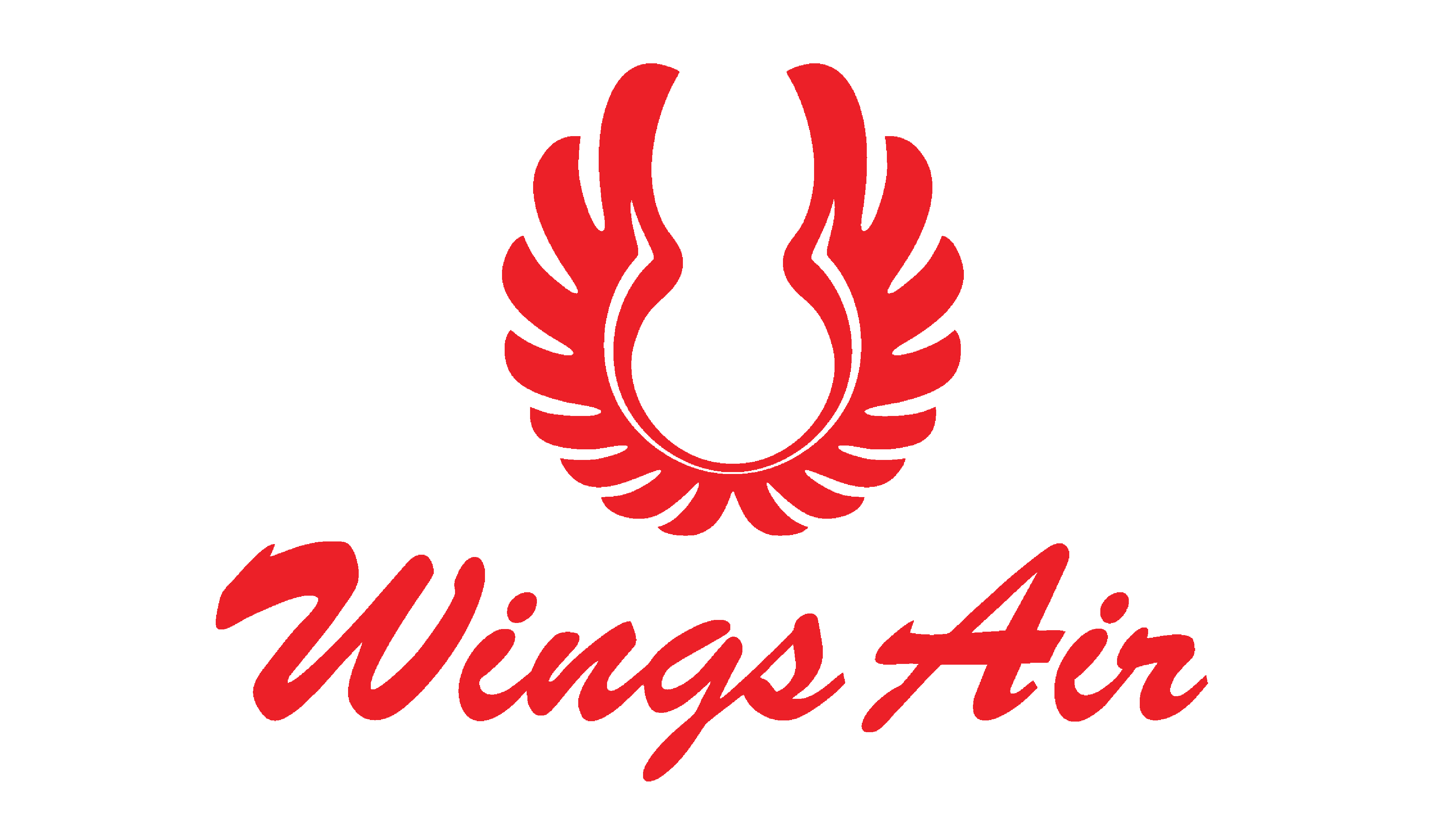 Wings Air Logo Logo