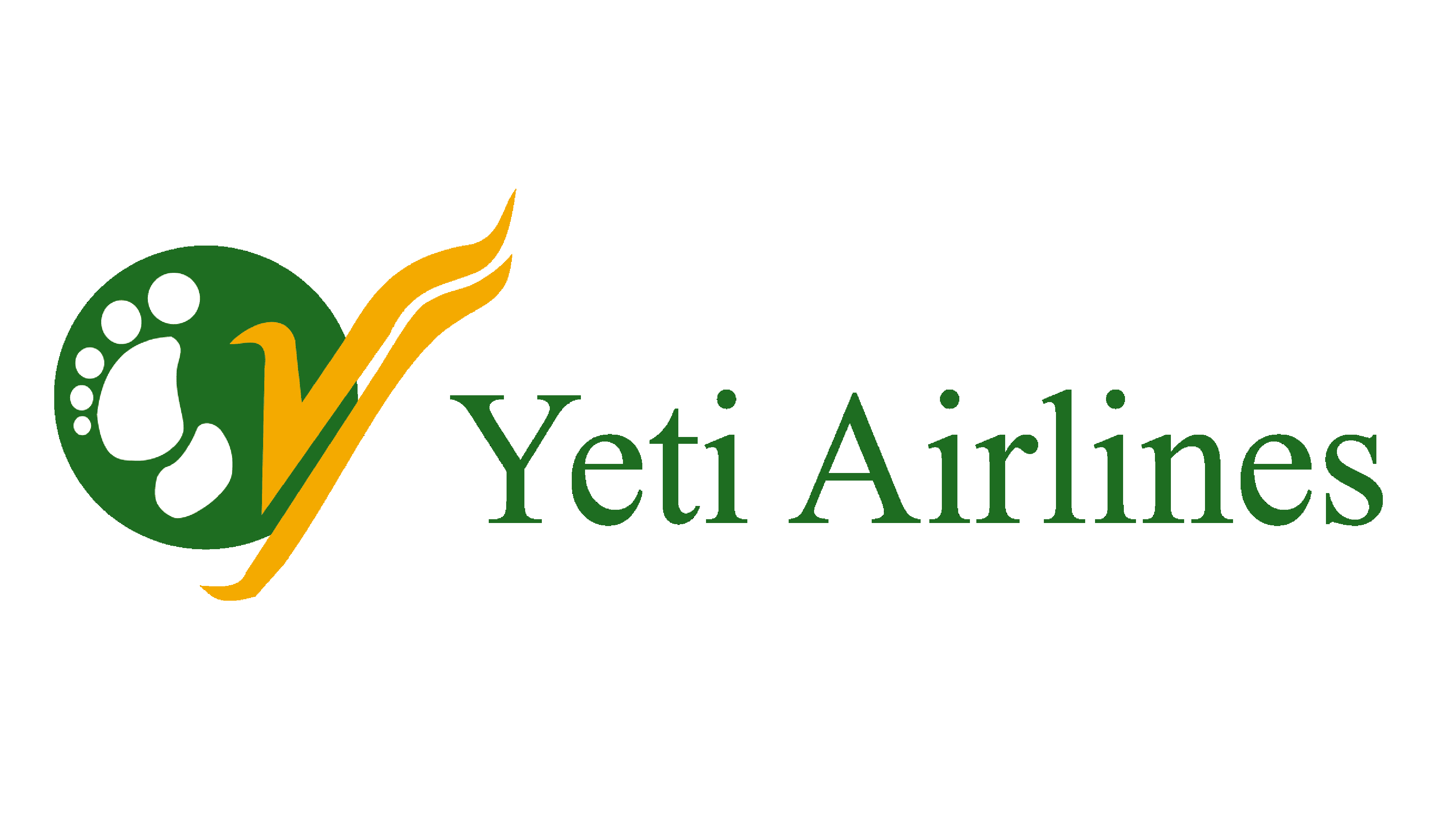 Yeti Airlines Logo Logo