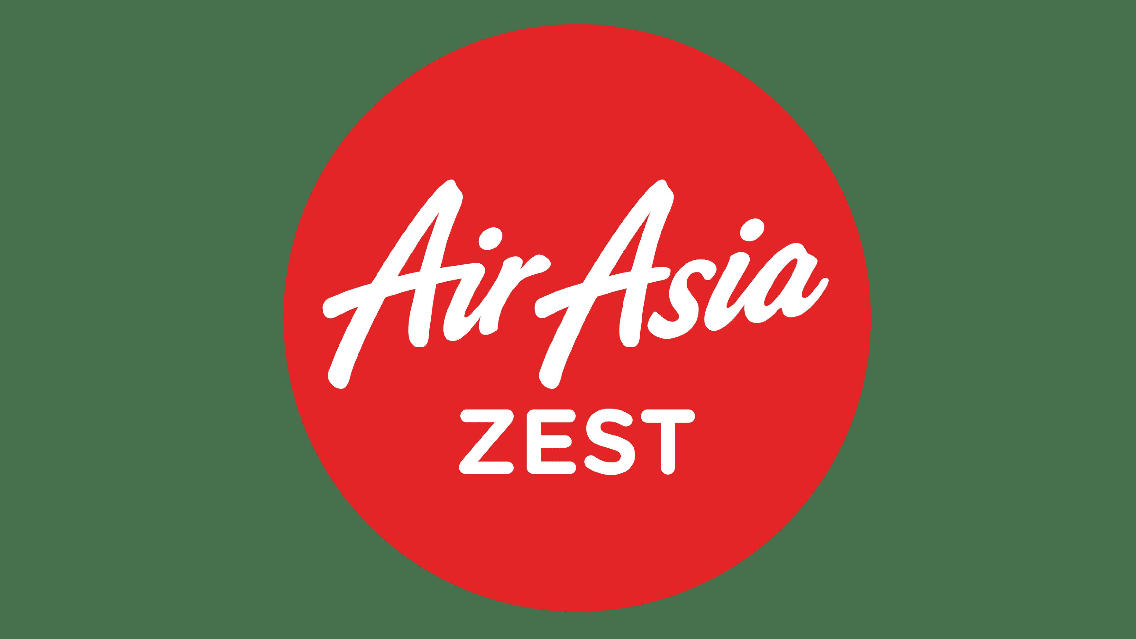 Zest Airways Logo Logo