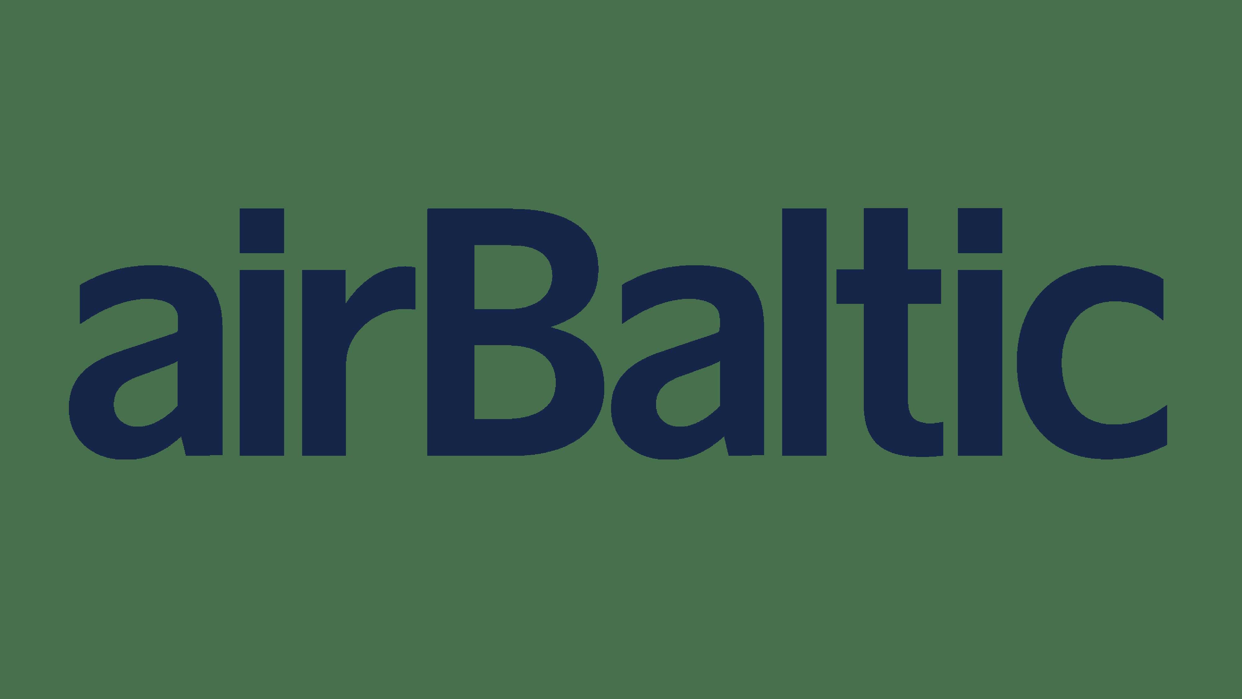 airBaltic Logo Logo