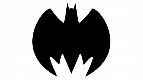 Batman Logo 1986