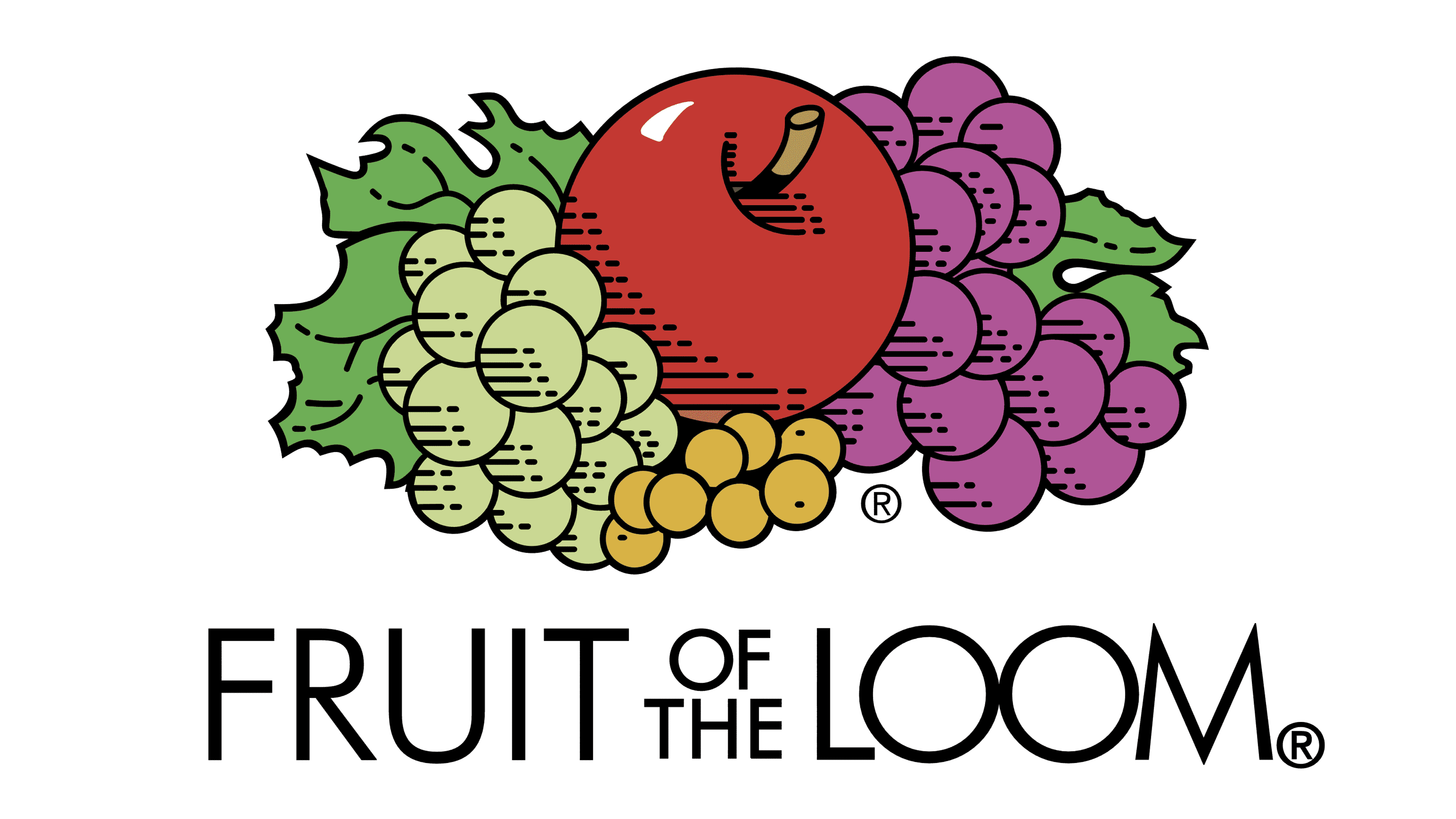 Fruit of the Loom Logo Logo