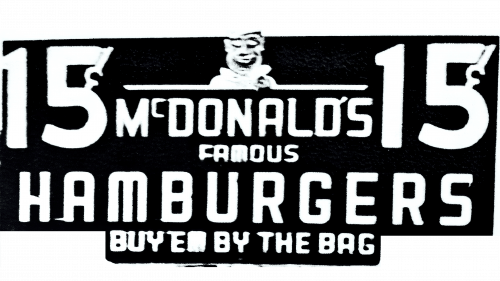 McDonald's Logo 1948