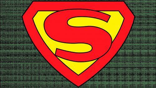 Superman Logo 19401