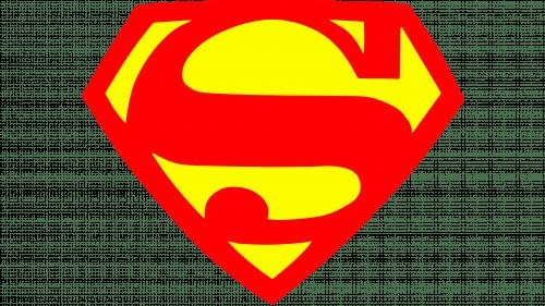 Superman Logo 1955