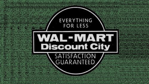 Walmart Logo 1964