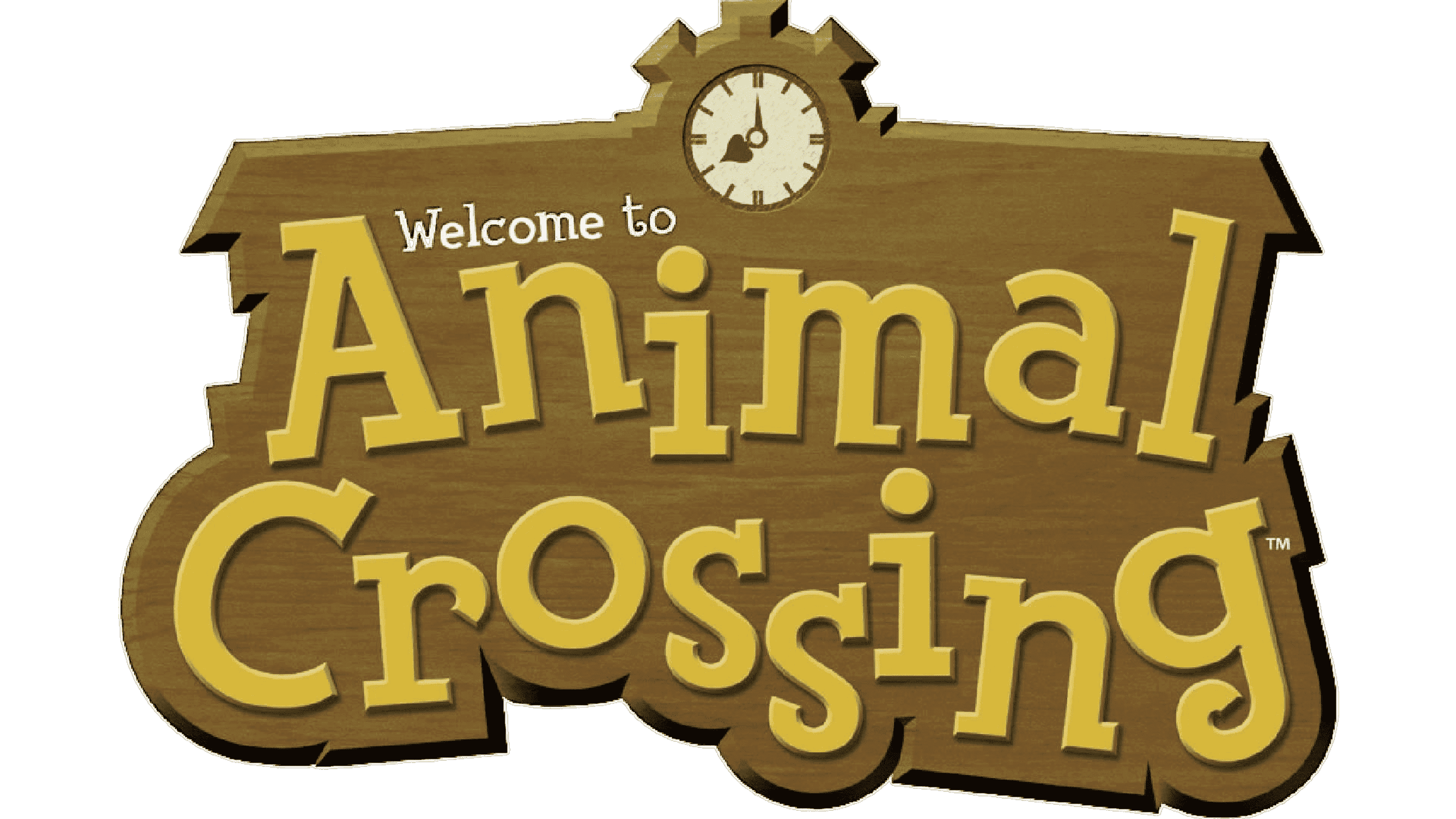 Animal Crossing Logo Logo