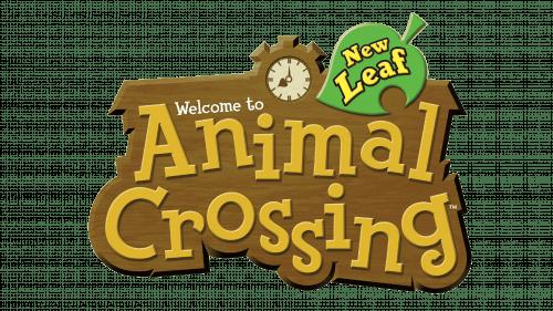 Animal Crossing Logo 2001