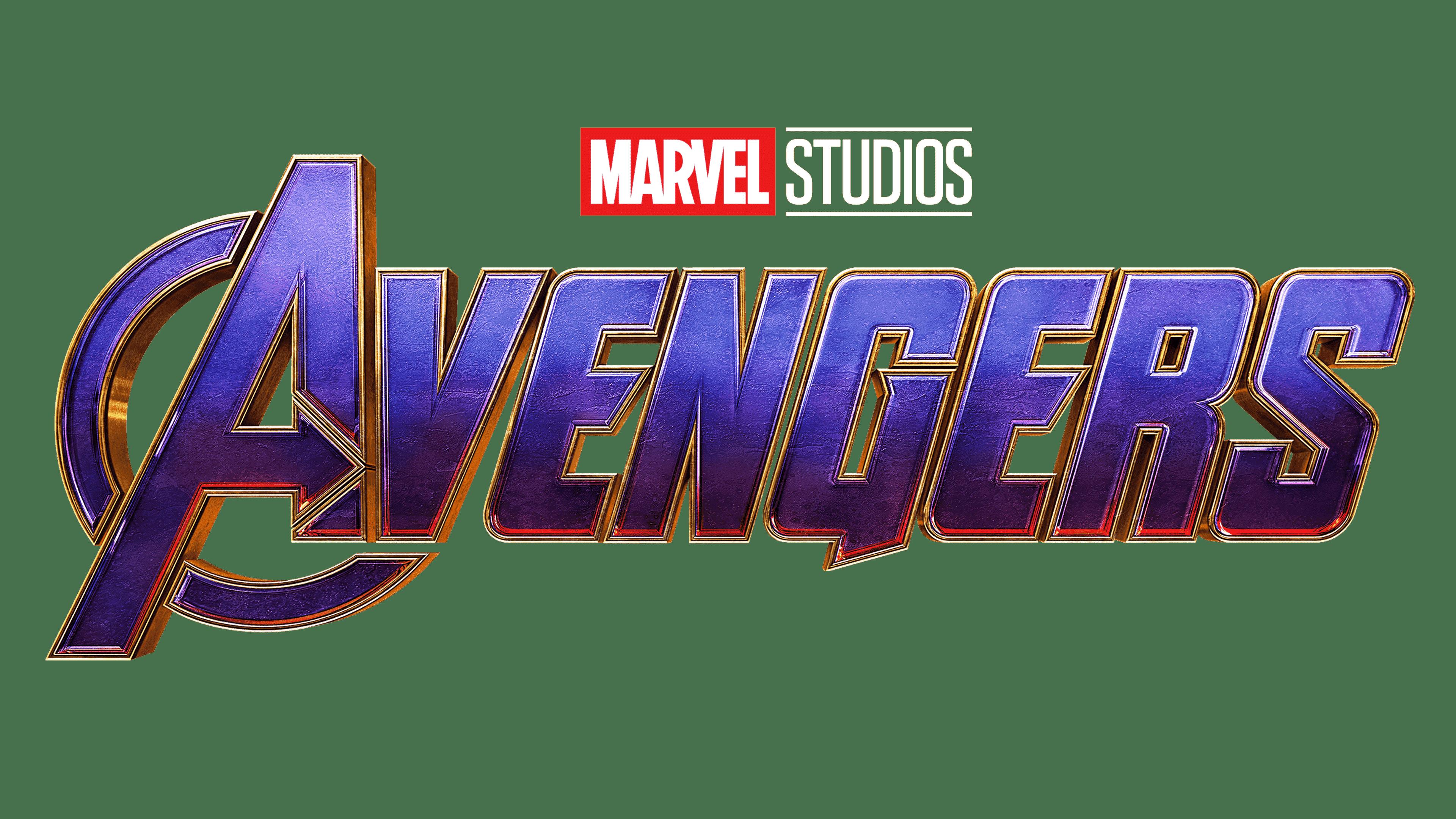 Avengers Logo Logo