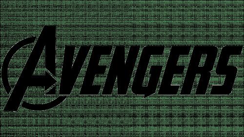 Avengers Logo 2012