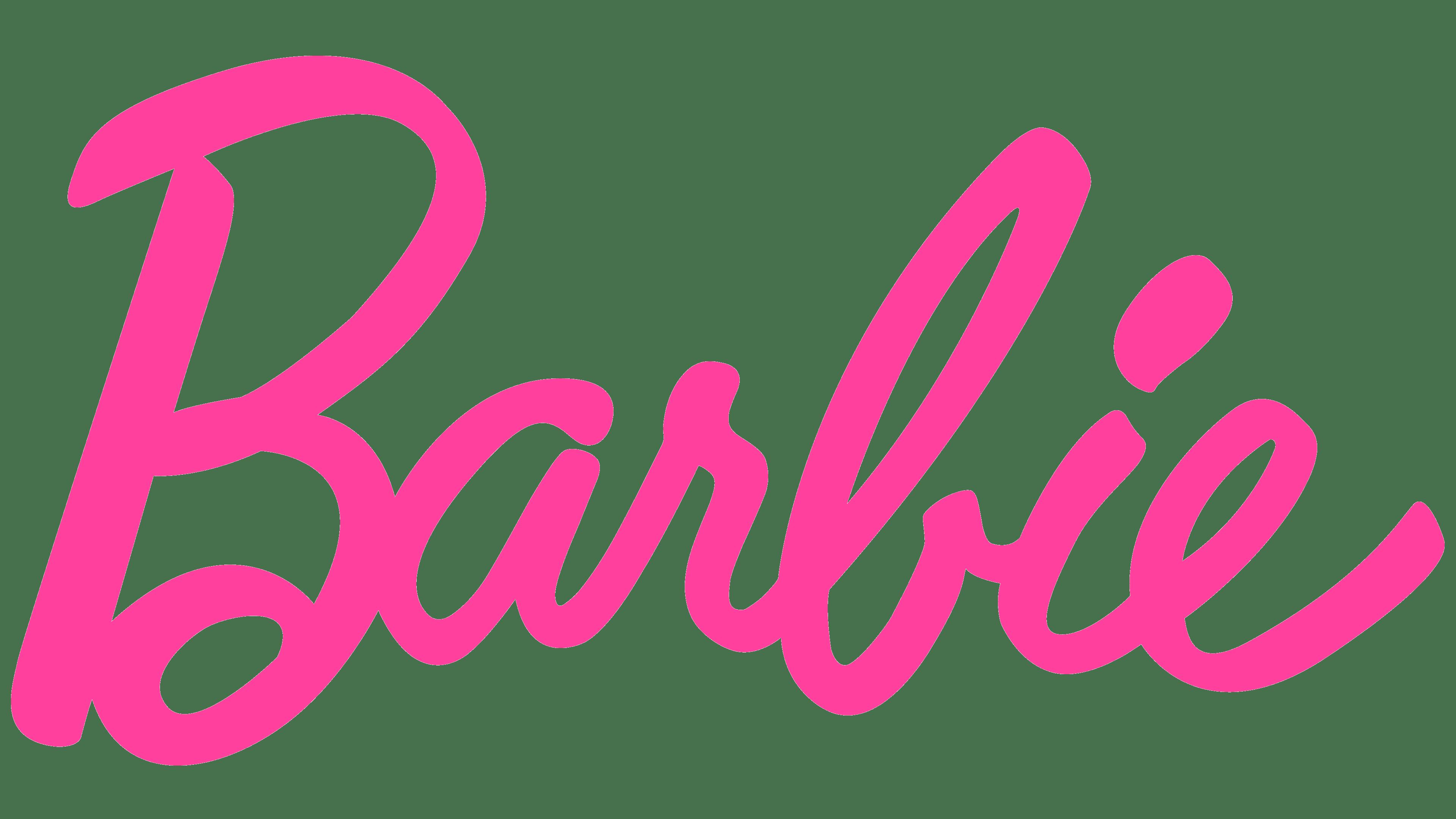 Barbie Logo Logo