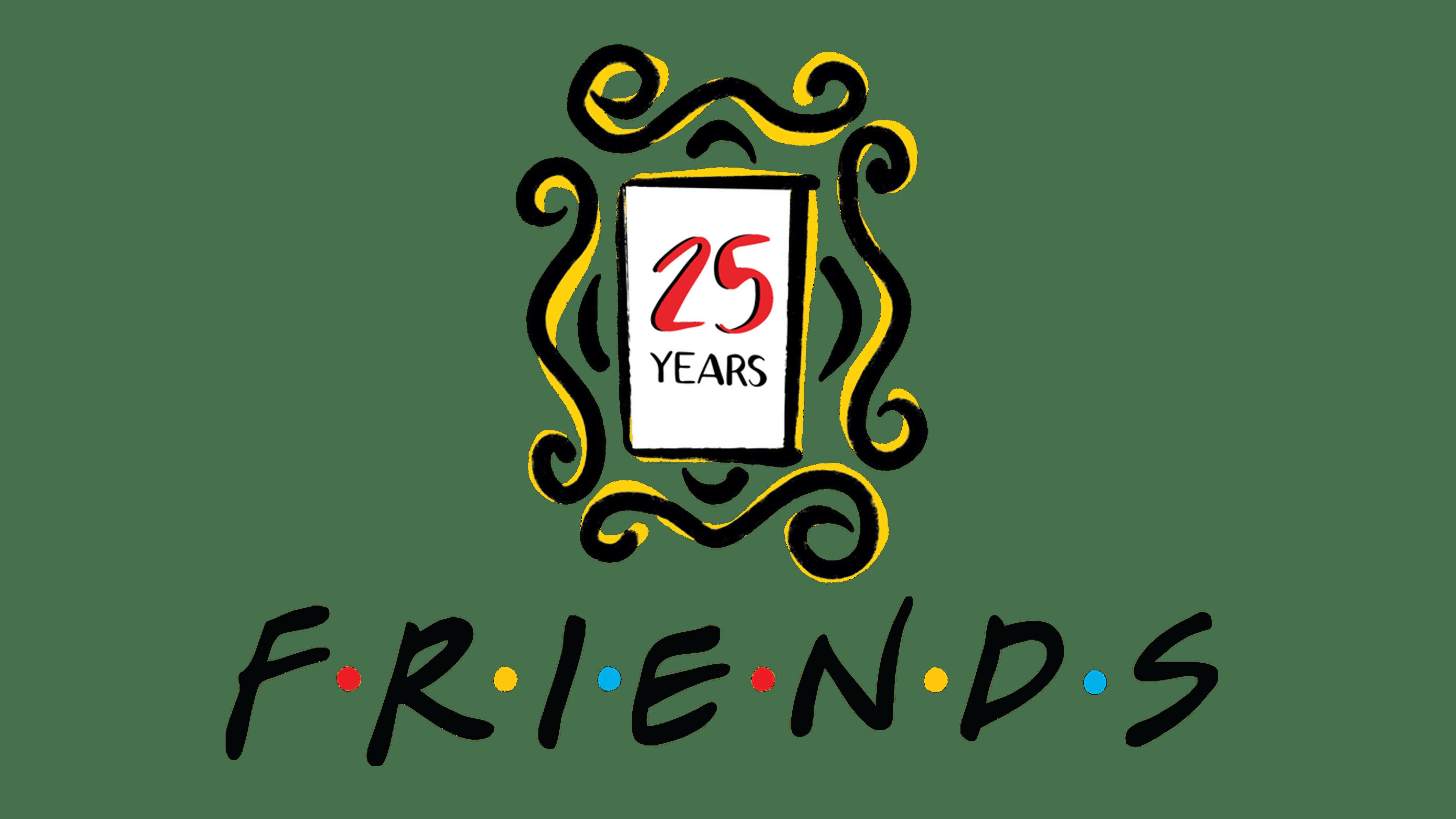 Friends Logo Logo