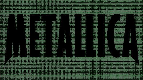 Metallica Logo-1996