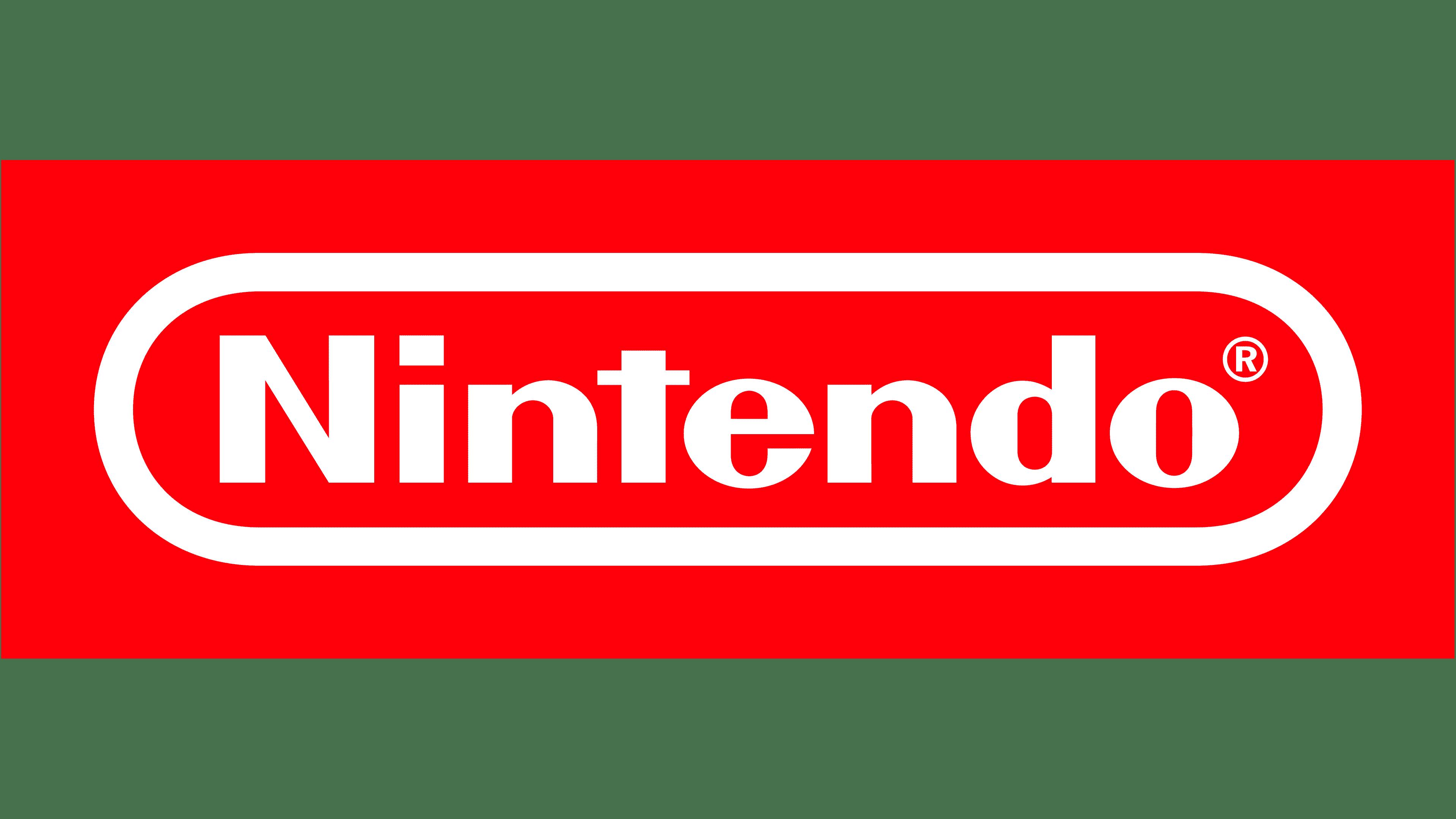 Nintendo Logo Logo