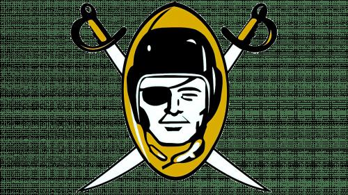 Oakland Raiders Logo 1960