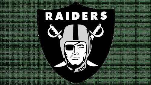 Oakland Raiders Logo 1964