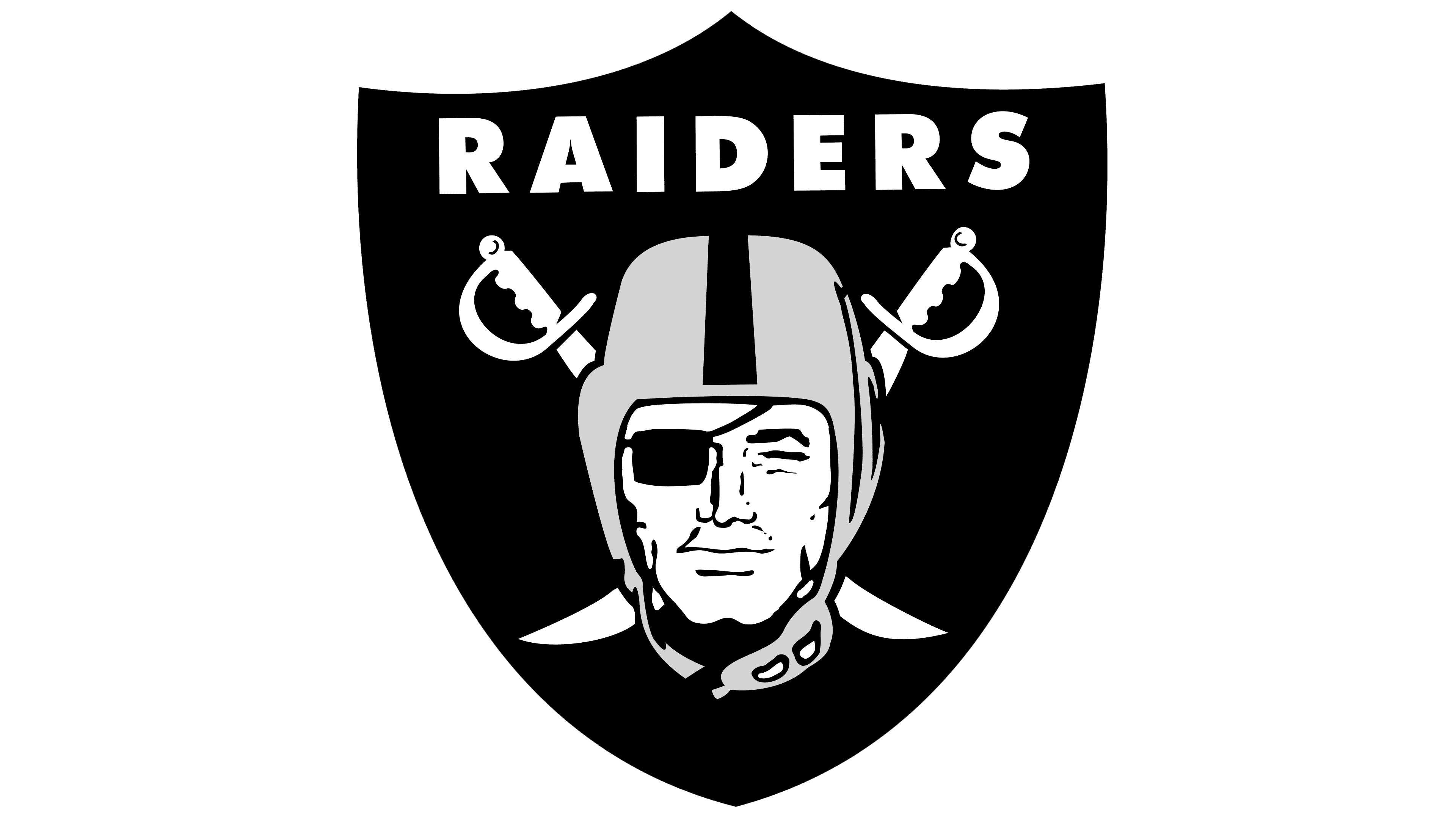Oakland Raiders Logo Logo