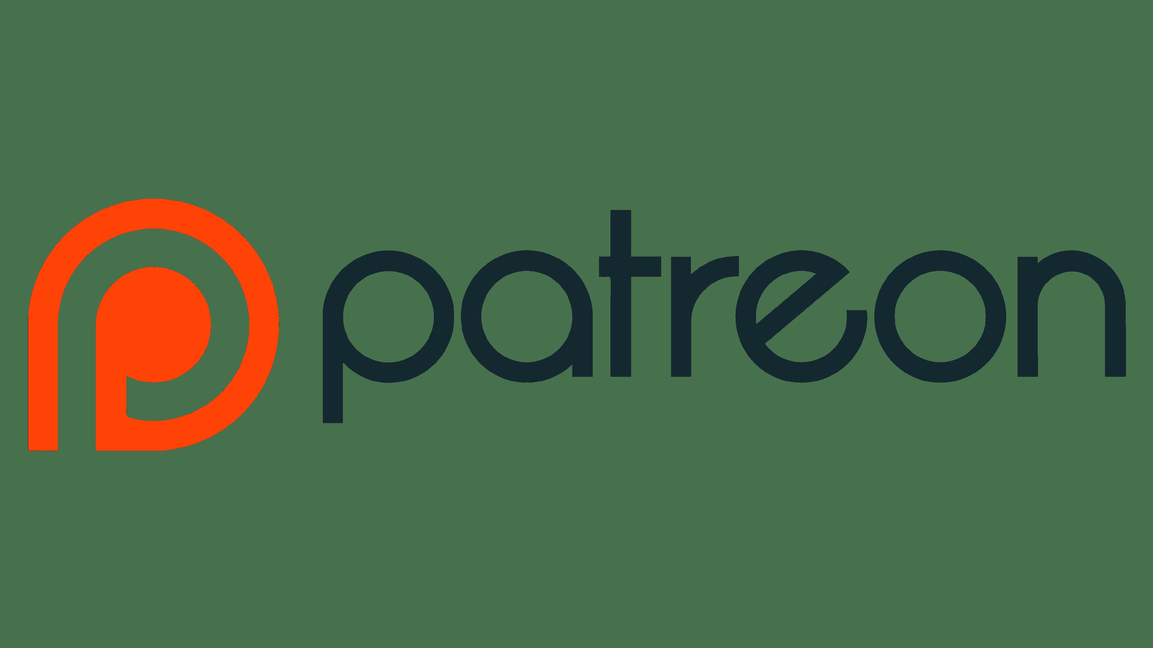 Patreon Logo  LogoLook – logo PNG, SVG free download