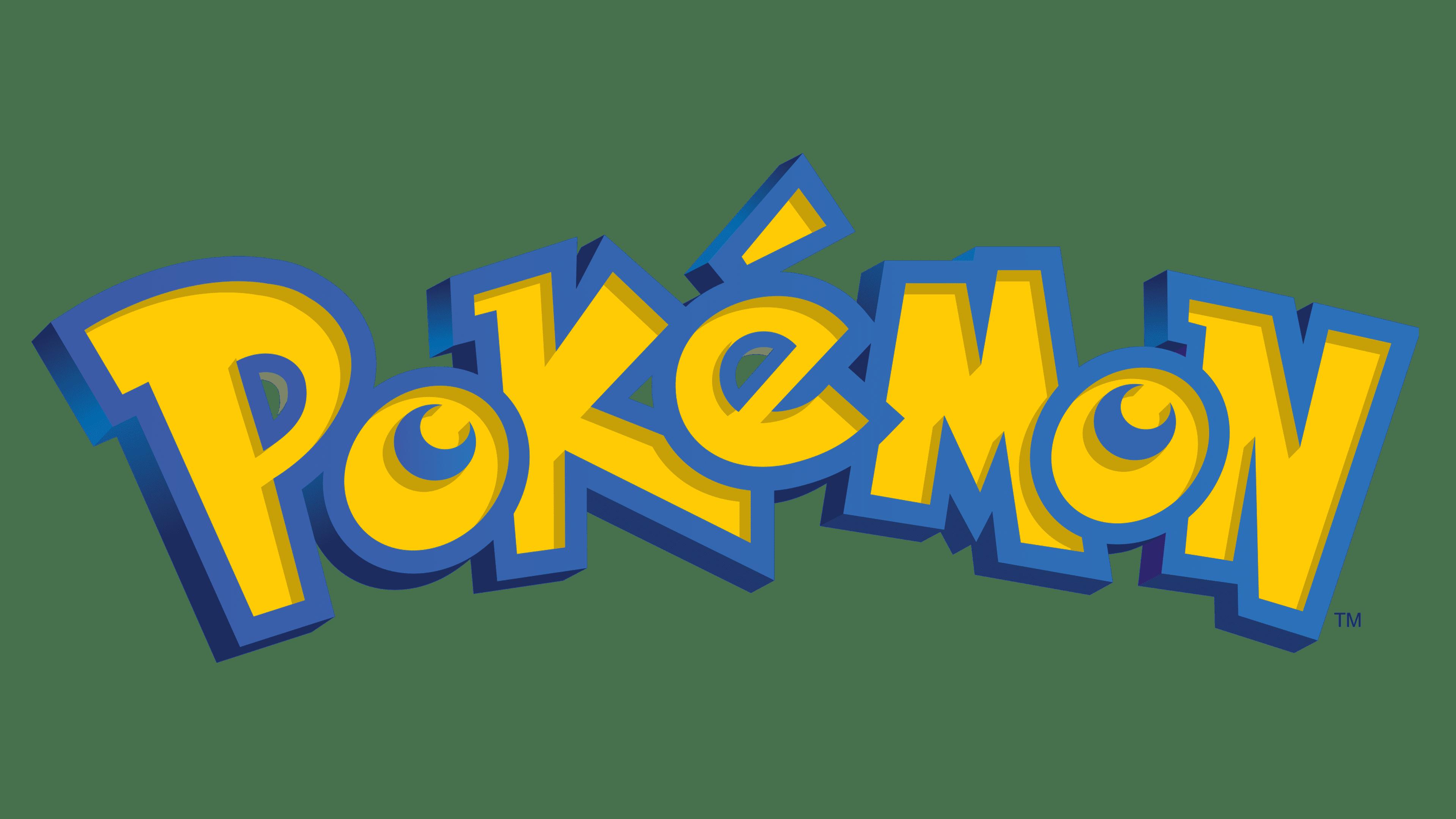 Pokemon Logo Logo