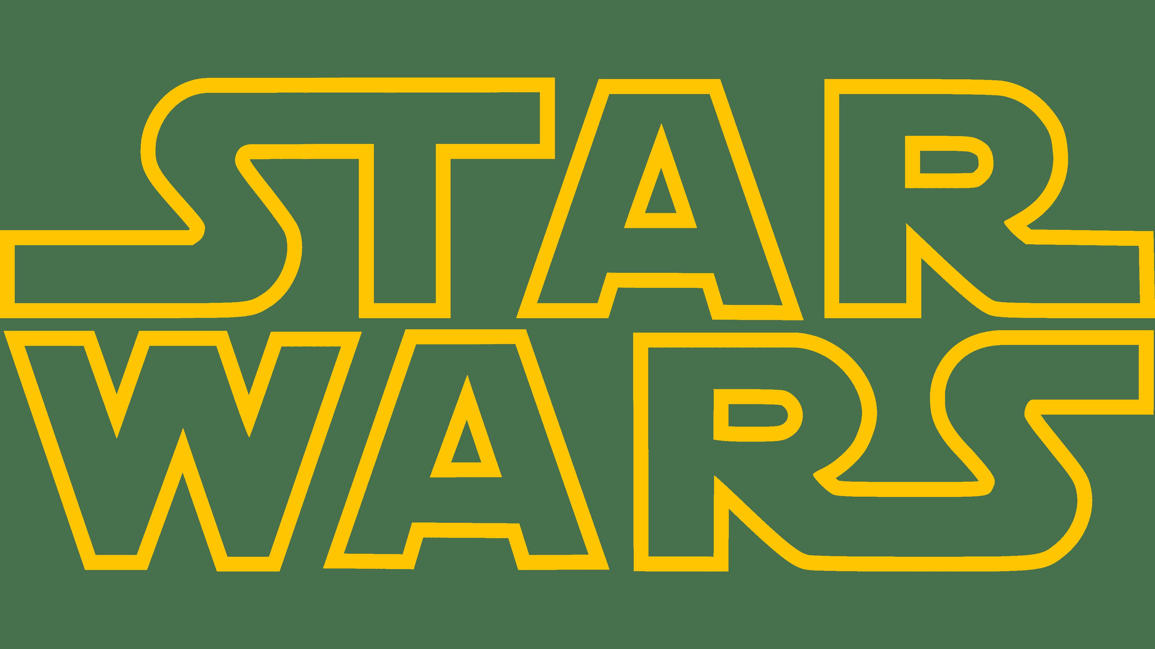 Star Wars Logo Logo