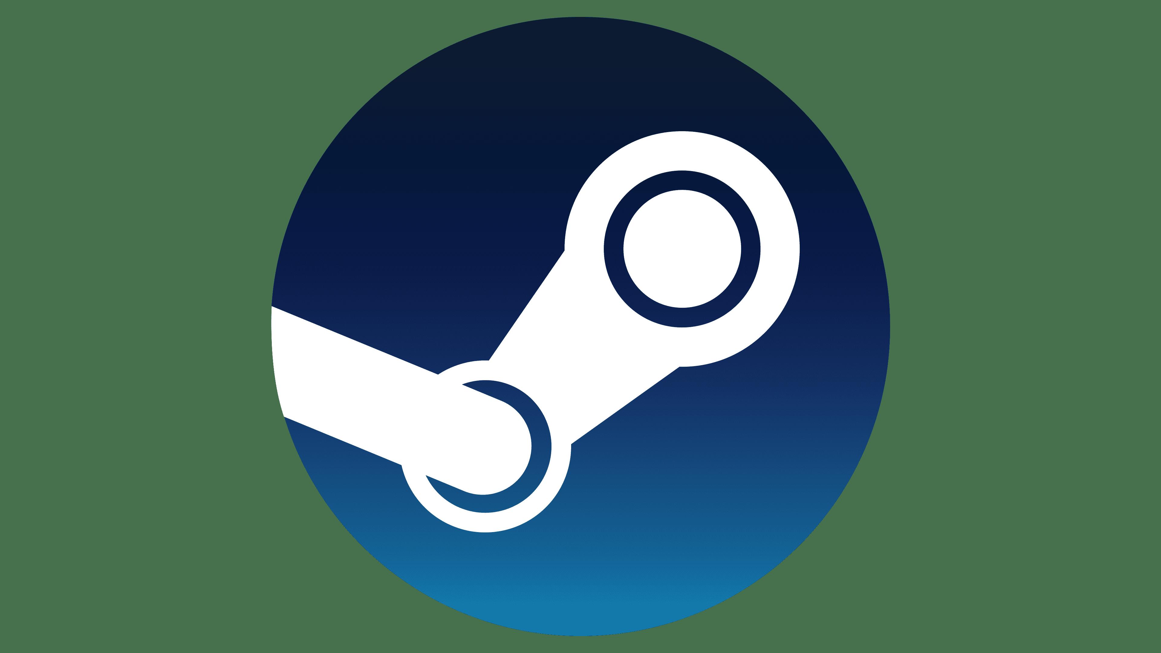 Steam Logo Logo