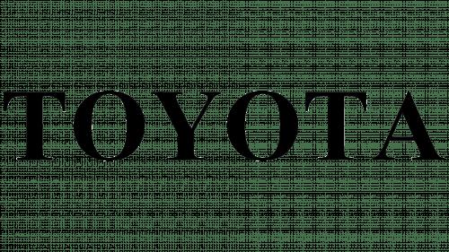 Toyota Logo 1958