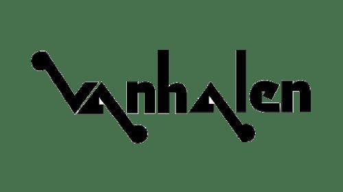 Van Halen Logo-1972