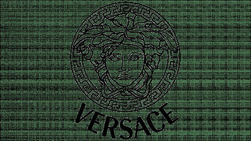 Versace Logo-1997
