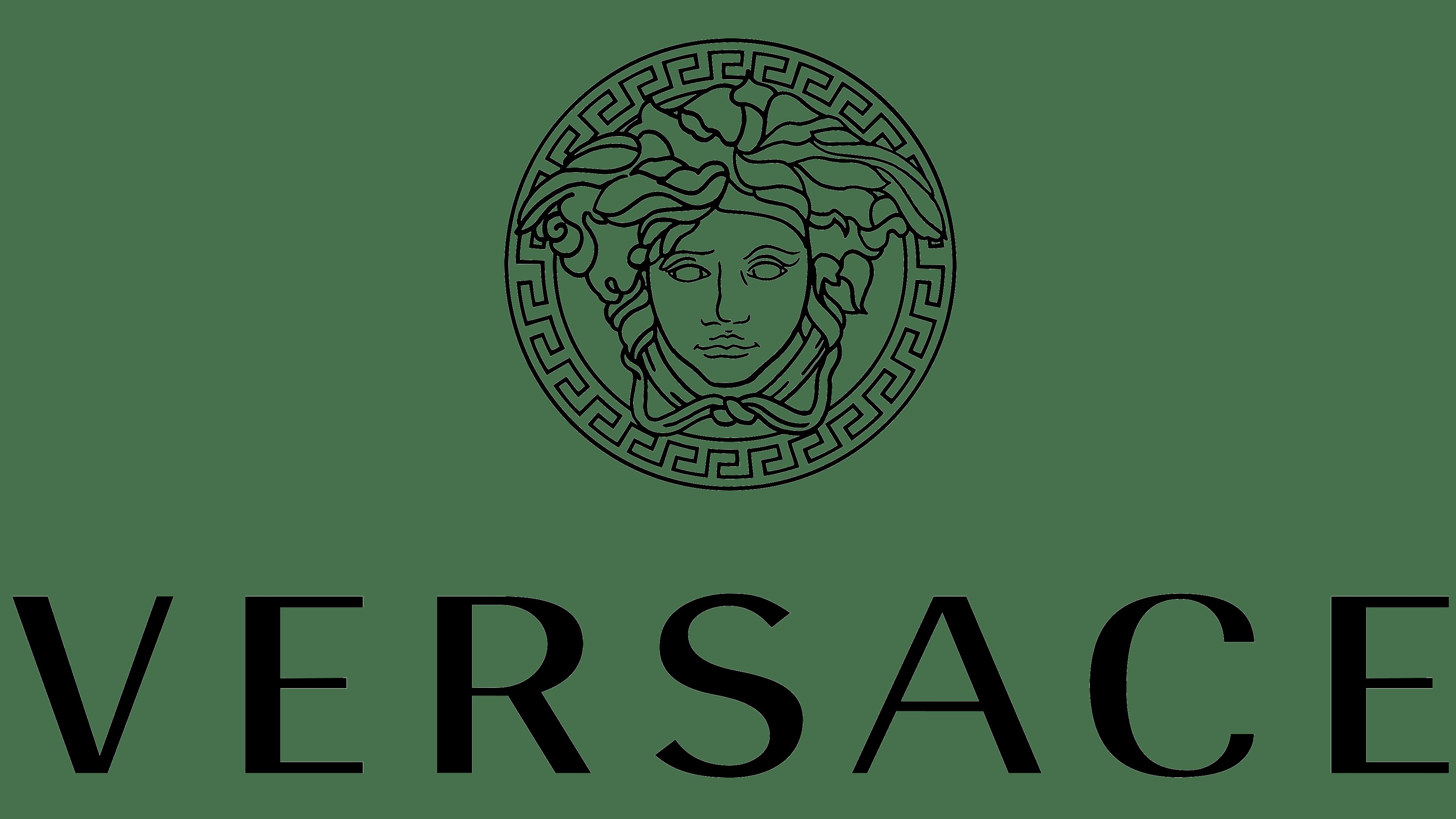 Versace Logo Logo