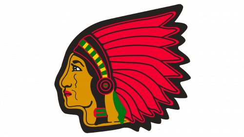 Atlanta Braves Logo 1953