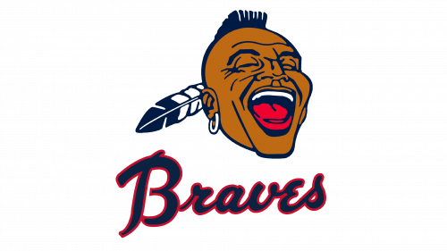 Atlanta Braves Logo 1968