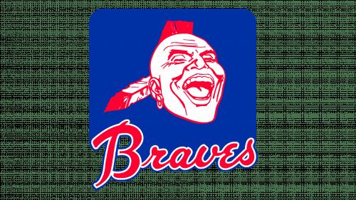 Atlanta Braves Logo 1972