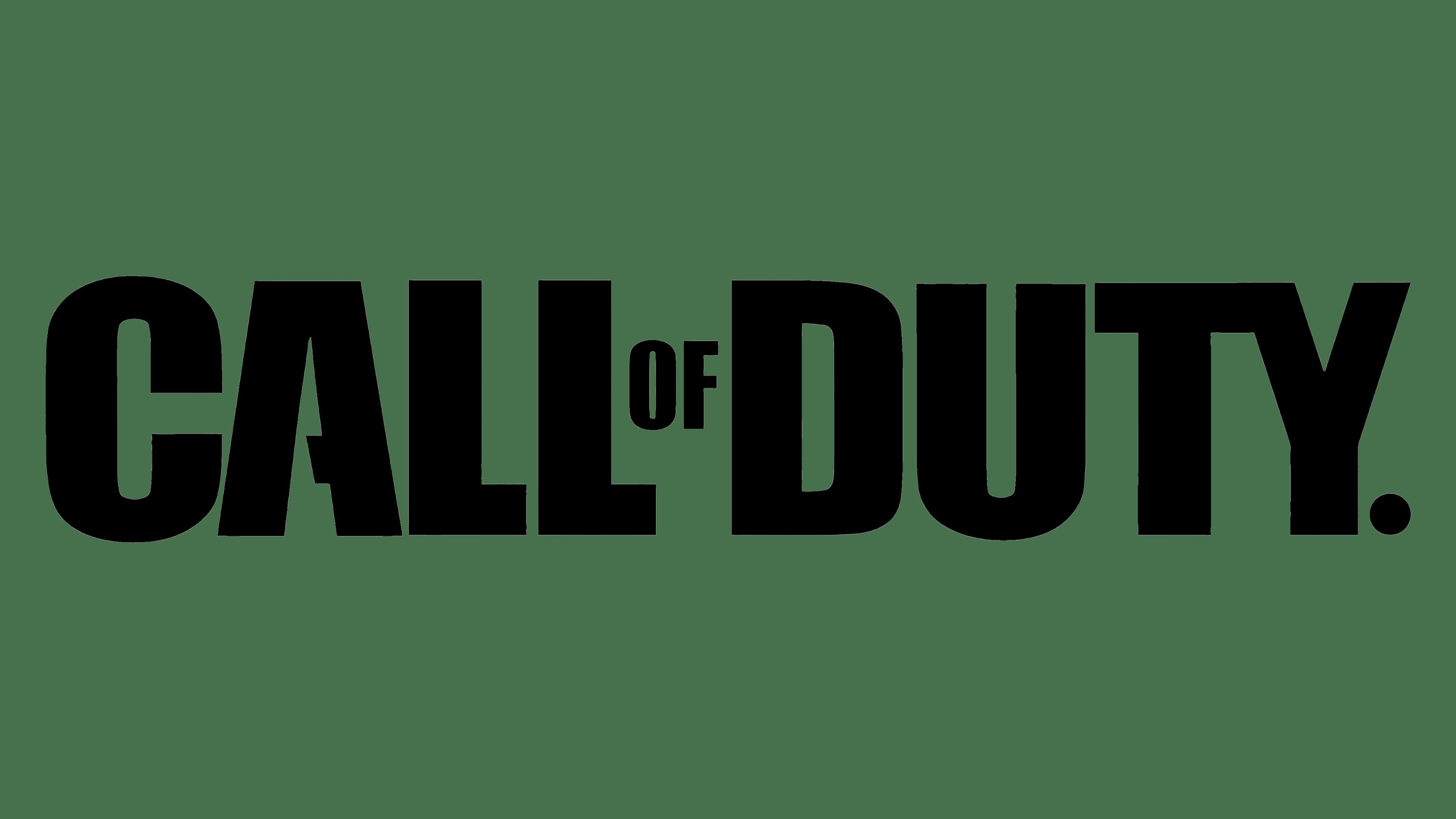 Call of Duty Logo Logo