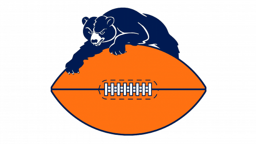Chicago Bears Logo 1946