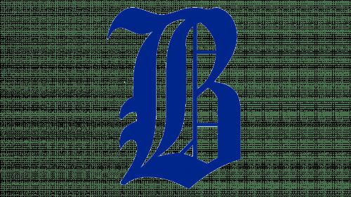 Dodgers Logo 1901