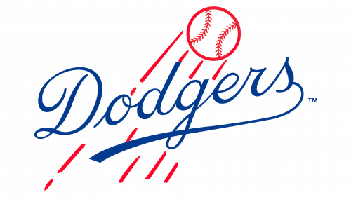 Dodgers Logo 1952