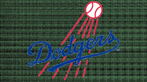Dodgers Logo 1958
