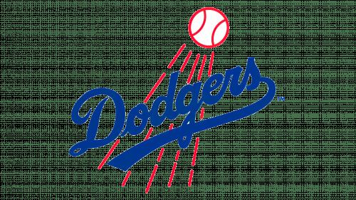 Dodgers Logo 1968