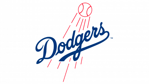 Dodgers Logo 1979