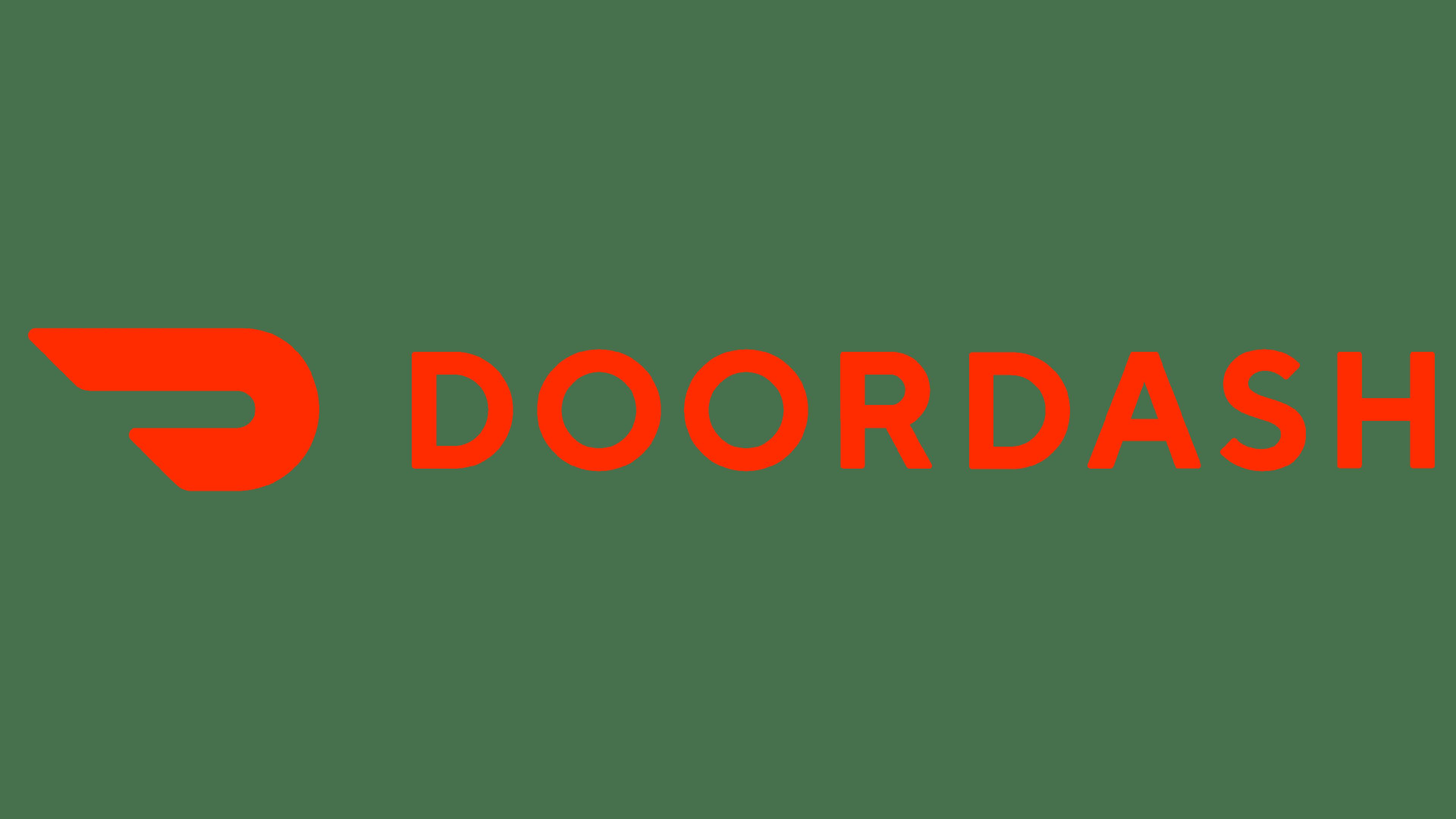 DoorDash Logo Logo