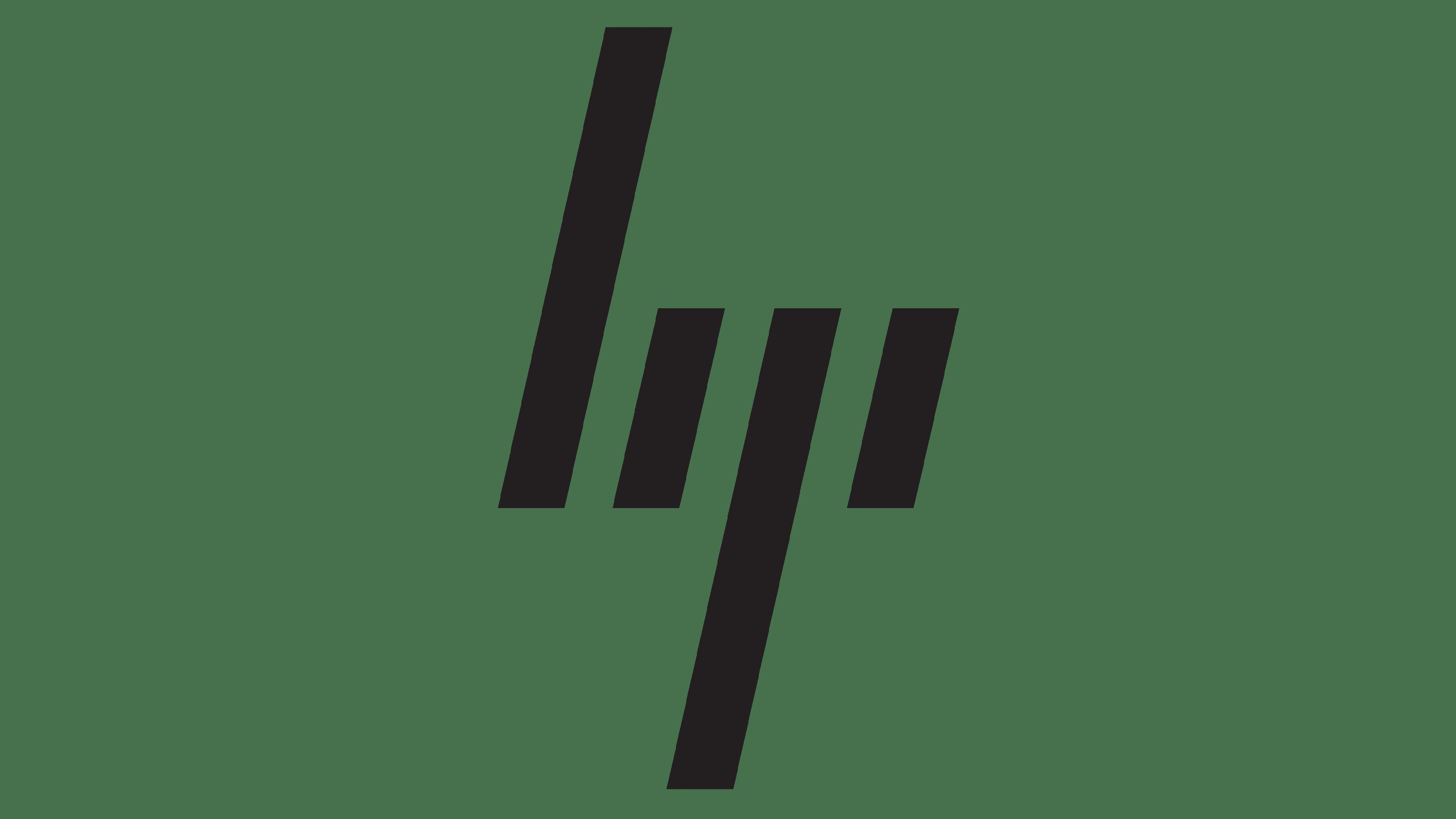 HP Logo Logo