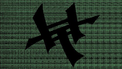 Linkin Park Logo-1999-2000