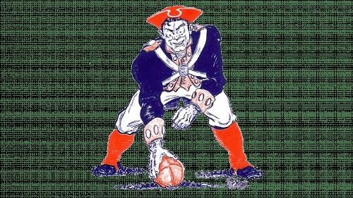 Patriots Logo 1961
