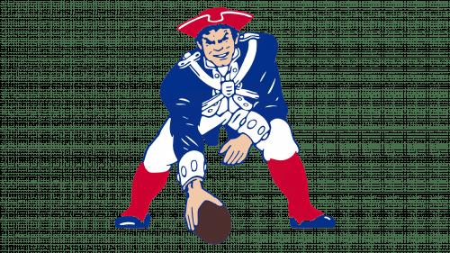 Patriots Logo 1965