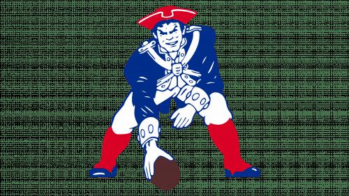 Patriots Logo 1971