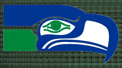 Seahawks Logo 1976
