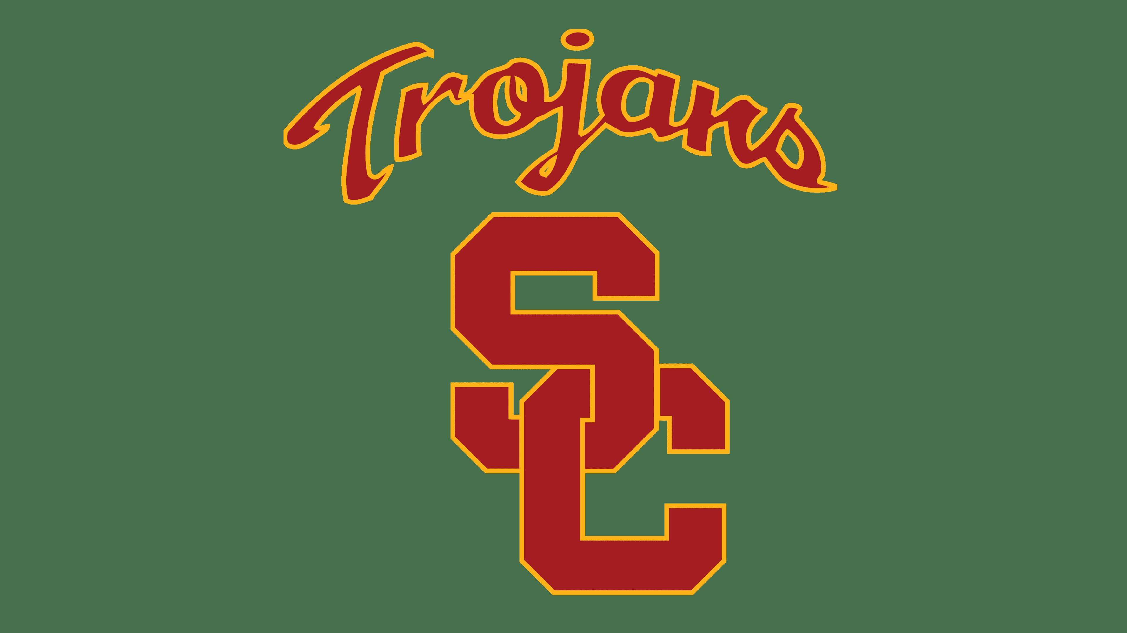 USC Trojans Logo Logo