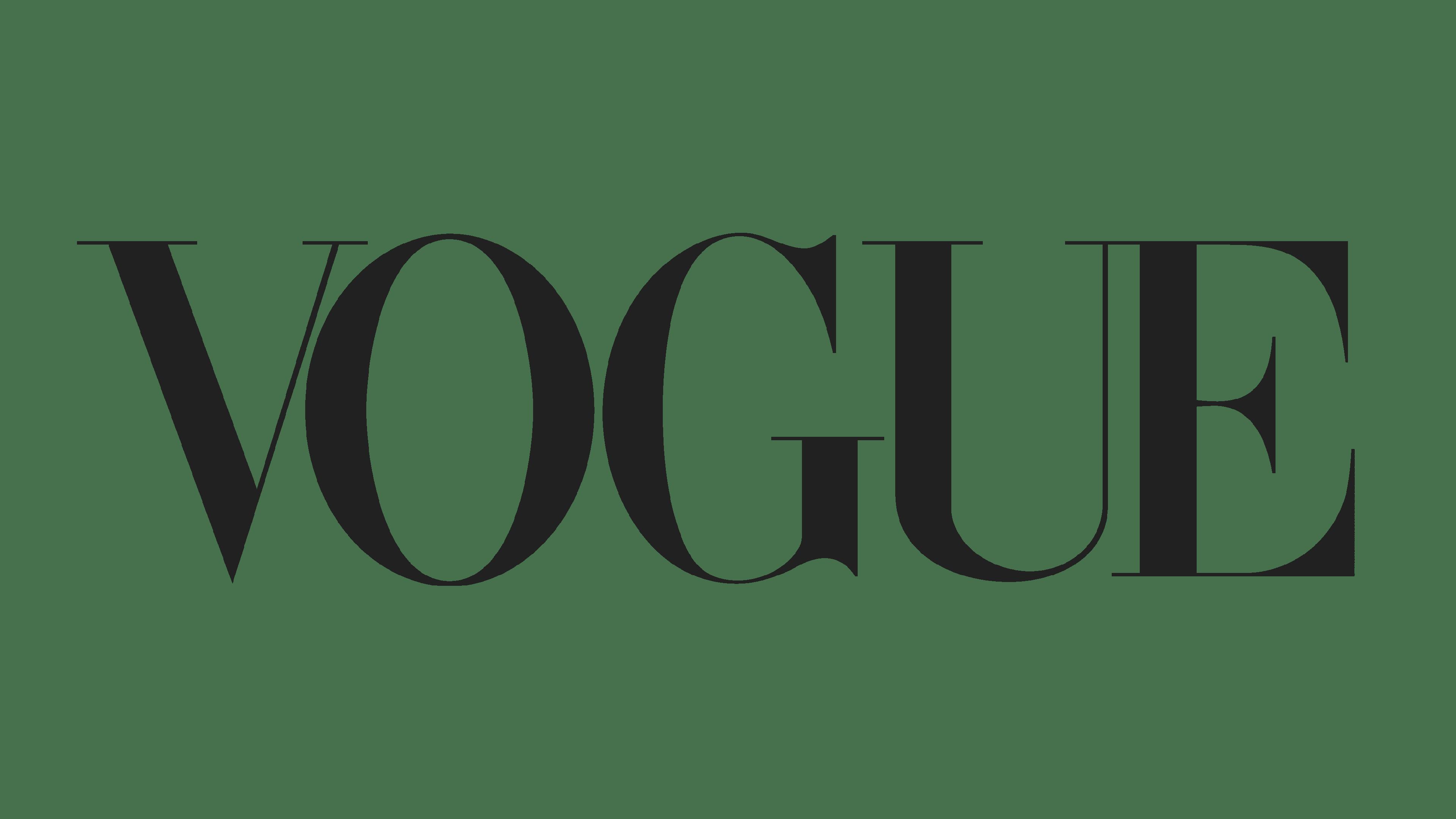 Vogue Logo Logo
